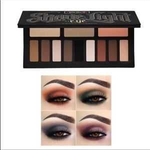 NIB Kat Von B Shade Light Eye Contour Palette